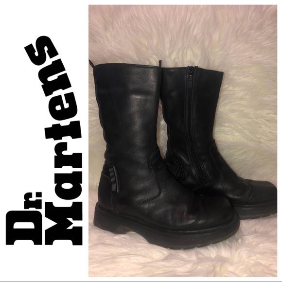 163ba4a15b44 Dr. Martens Shoes -  9913 Vintage Moto Boot